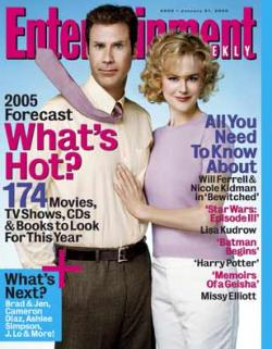 Entertainment Weekly, Magazine, 2005