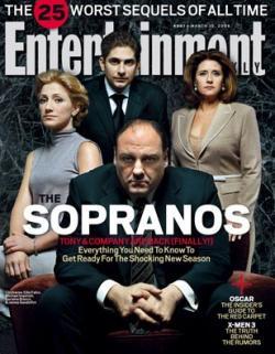 Analyzing Oscar, Entertainment Weekly, Inc., Magazine, USA, 2006