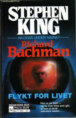 The Running Man, Paperback, 1989