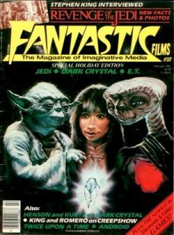 Fantastic Films, 1983