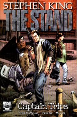 The Stand Vol. 1: Captain Trips, Comic, 2008