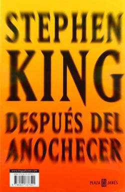 Plaza Y Janés, Hardcover, Spain, 2009