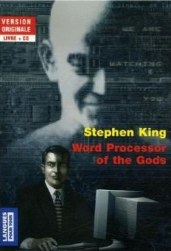 The Word Processor of the Gods, Audio Book