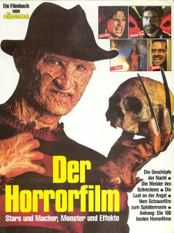 special edition, Horror movies, Burda, Paperback, Germany, 1990