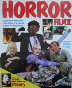 special edition, Horror movies II, Burda, Paperback, Germany, 1991