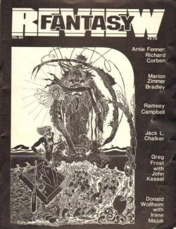 Fantasy Review / Newsletter, Magazine, 1985