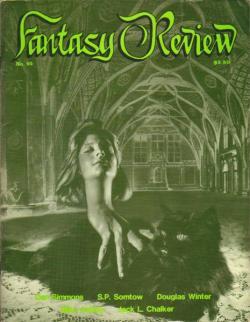 Fantasy Review / Newsletter, Magazine, 1986