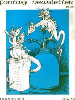 Fantasy Review / Newsletter, 1978
