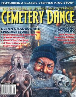 Rezensionen, Cemetery Dance, Magazine, USA, 2012
