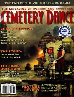 Nr. 69, Review: Ein Gesicht in der Menge, Batman und Robin.., Cemetery Dance, Magazine, USA, 2013