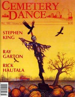 Cemetery Dance, Magazine, 1992