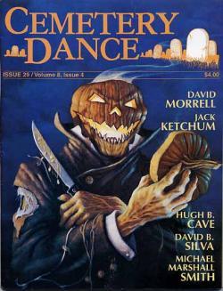 Cemetery Dance, Magazine, 1998