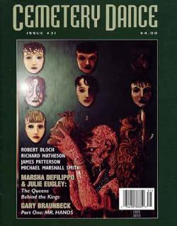 Cemetery Dance, Magazine, 1999