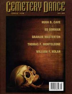 Nr. 38, From the Dead Zone: Stephen King News, Cemetery Dance, Magazine, USA, 2002