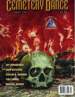 Nr. 44, From the Dead Zone: Stephen King News, Cemetery Dance, Magazine, USA, 2003