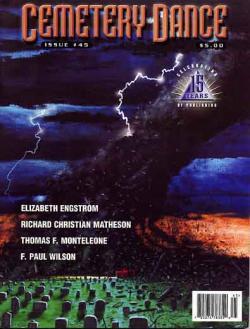 Cemetery Dance, Magazine, 2003