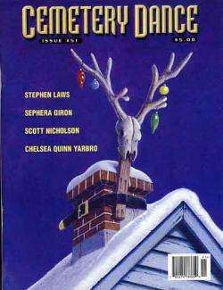 Nr. 51, From the Dead Zone: Stephen King News, Cemetery Dance, Magazine, USA, 2005