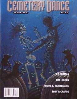 Nr. 55,  From the Dead Zone: Stephen King News, Cemetery Dance, Magazine, USA, 2006