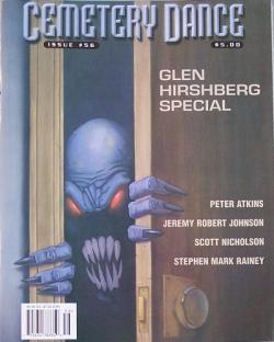Nr. 56,  From the Dead Zone: Stephen King News, Cemetery Dance, Magazine, USA, 2006