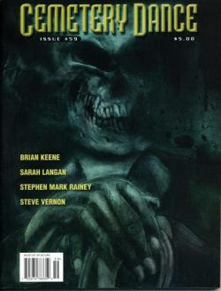 Nr. 59,  From the Dead Zone: Stephen King News, Cemetery Dance, Magazine, USA, 2008