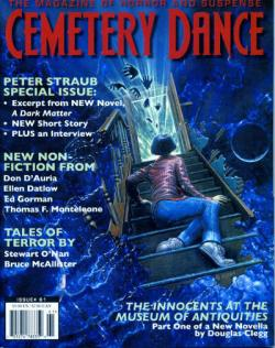 Nr. 61,  From the Dead Zone: Stephen King News, Cemetery Dance, Magazine, USA, 2009