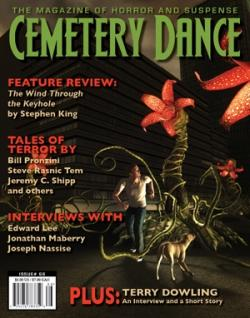 Nr. 66, Review Wind, Es, Haven (Serie), Der Anschlag u.a., Cemetery Dance, Magazine, USA, 2012