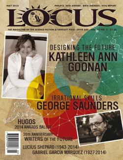 Locus, Magazine, 2014