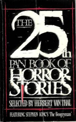 The 25th Pan Book of Horror Stories, Paperback, 1984