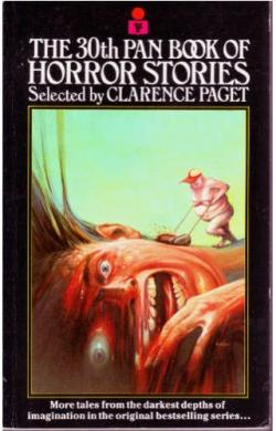 The 30th Pan Book of Horror Stories, 1989