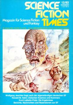 Science Fiction Times, Magazine, 1983
