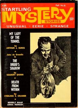 Startling Mystery Stories 6, 1967