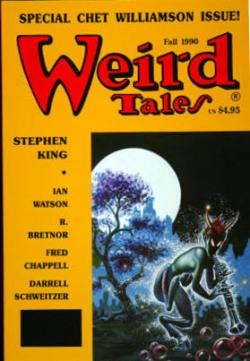 Weird Tales Fall 1990, 1990