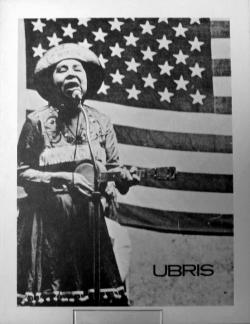Ubris, Magazine, USA, 1969