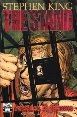 The Stand Vol. 2: American Nightmares, Comic, 2009
