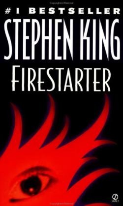 Firestarter, Paperback, Aug 01, 1981