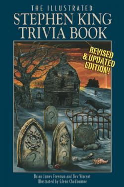 The Illustrated Stephen King Trivia Book, 2013