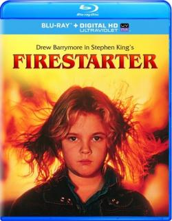 Firestarter, Blu-Ray, Sep 02, 2014