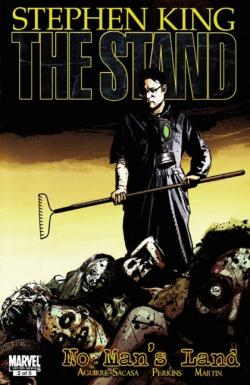 The Stand - Volume 5: No Mans Land, Comic, 2011