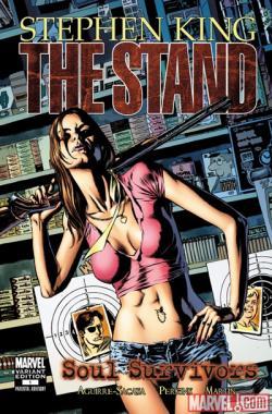 Variant Cover Heft 1, Marvel, Comic, USA, 2009