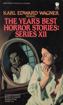 The Year's Best Horror Stories: Series XII, Paperback, Nov 1984