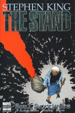 The Stand - Volume 3: Soul Survivors, Comic, 2010