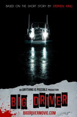 Big Driver, Movie Poster, 2015