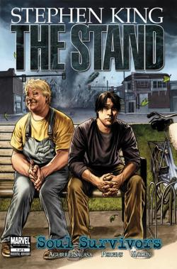 The Stand - Volume 3: Soul Survivors, Comic, 2009