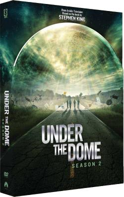 Under the Dome, DVD, Dec 09, 2014