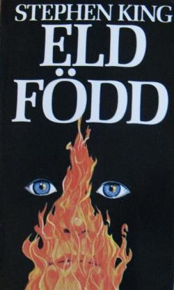 Firestarter, Hardcover, 1981