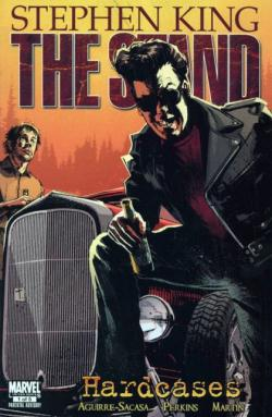 The Stand - Volume 4: Hardcases, Comic, 2010