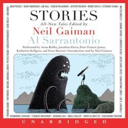 Stories: All-New Tales, Audio Book, Jul 06, 2010