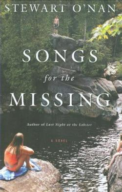 Songs for the Missing, Hardcover, Oct 30, 2008