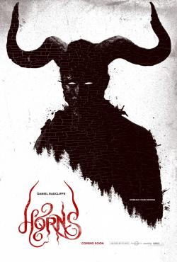 Horns, Movie Poster, 2014