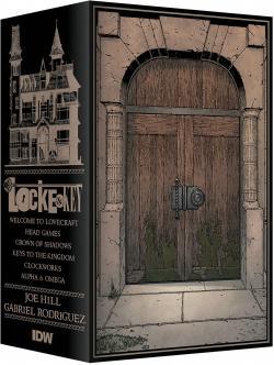 Locke & Key, Paperback, Nov 11, 2014